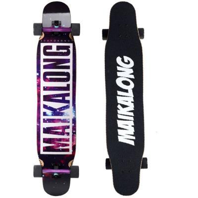 GM 2017 Dancing Longboard Skateboard Custom Complete