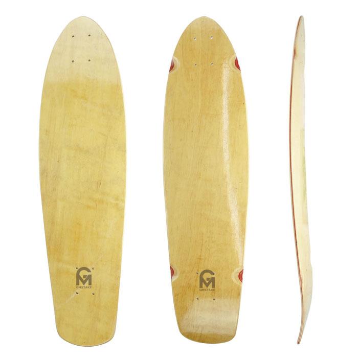 32.5x8 Russian Maple Cruiser Skateboard Deck