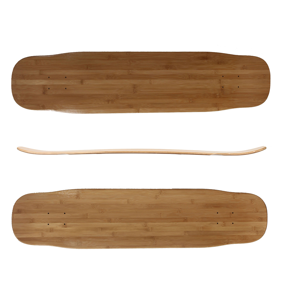 40x9.35 bamboo fiberglass freedom longboard