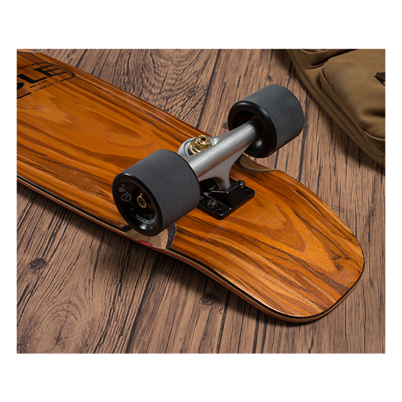 27inch cruiser skateboard-wood series