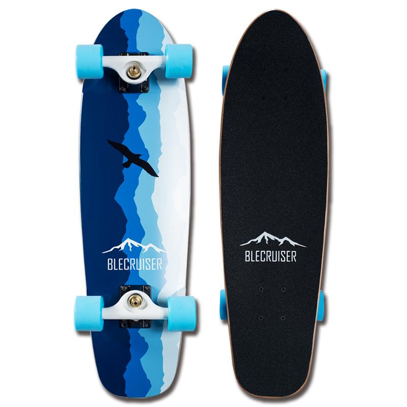 27inch Crusier Skateboard-seagull series