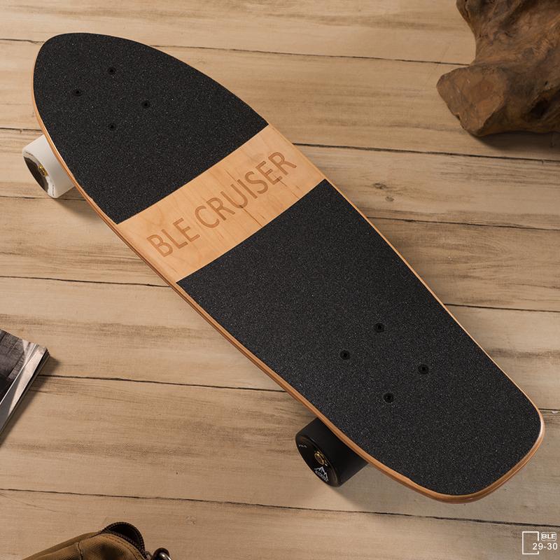 Classic Bamboo Cruiser Skatebard