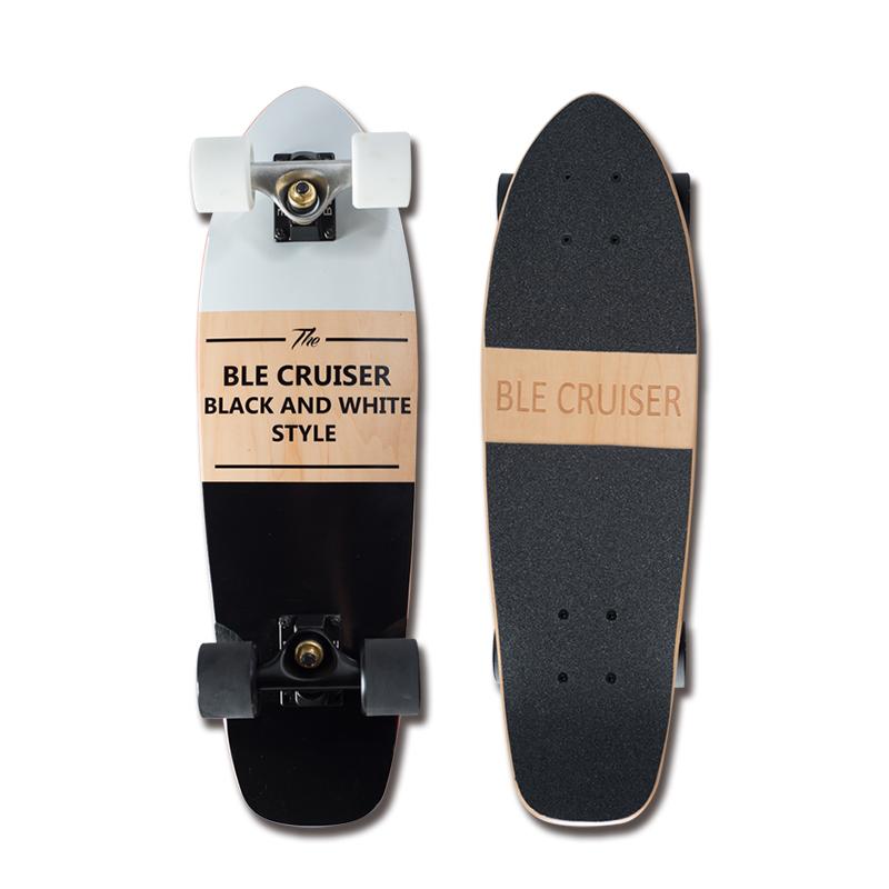 24inch Classic Maple Cruiser Skatebard