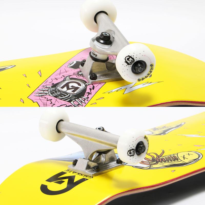 Professional GM skateboard complete-broken