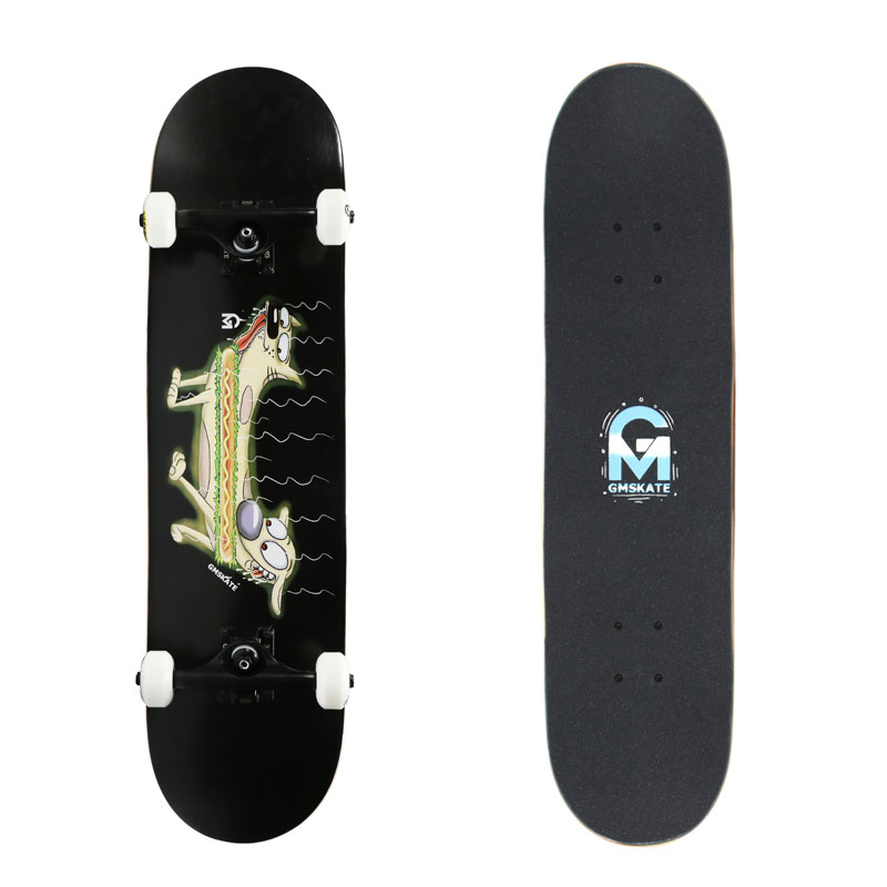 Professional GM skateboard complete-hot dog