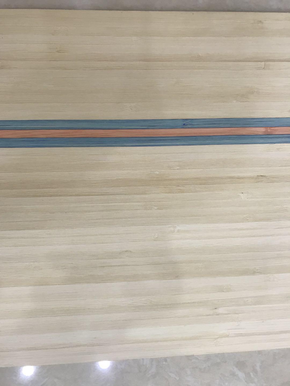 Bamboo layer for longboard decks